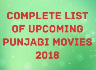 Upcoming Punjabi Movies 2018